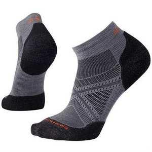 Running Socks Men's Run Light Elite Low Cut Graphite