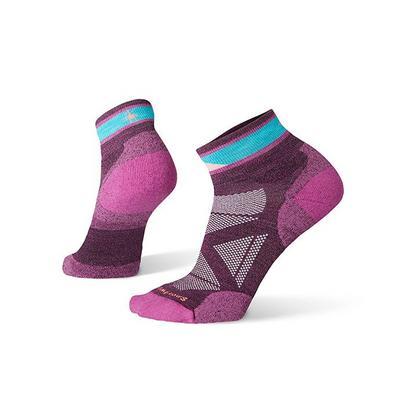 Smartwool Women's PHD Pro Approach Mini Socks- Pink