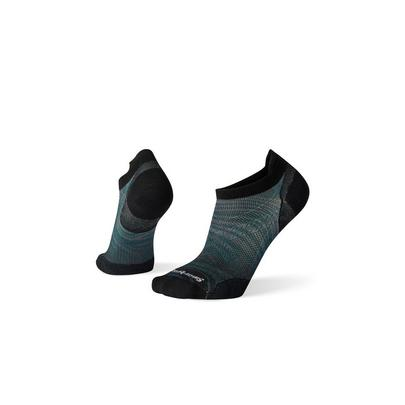 Smartwool Men's PHD Run Ultra Light Wave Micro Sock - Black