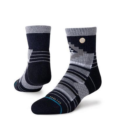 Stance Men's Little Creek Quarter Hiking Sock - Grey