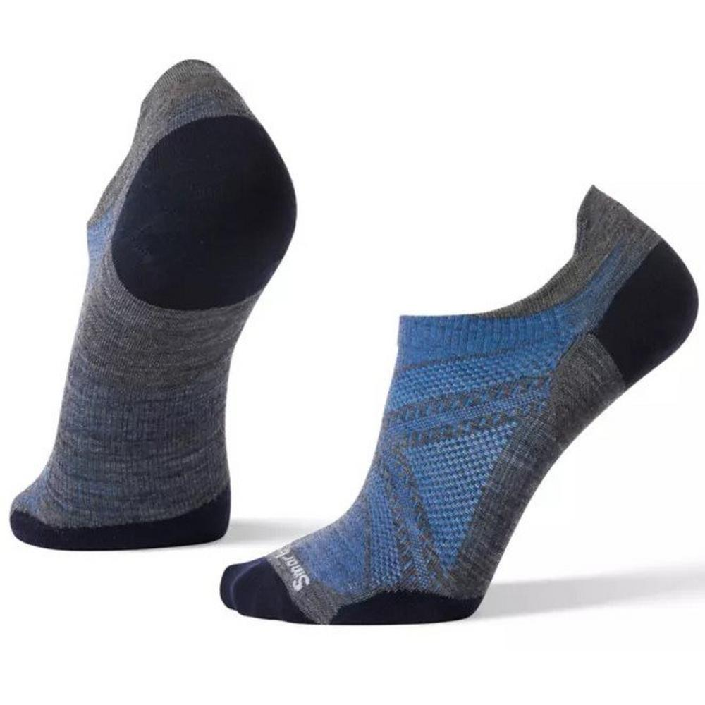Smartwool Men's PHD Run Ultra Light Micro Sock - Grey