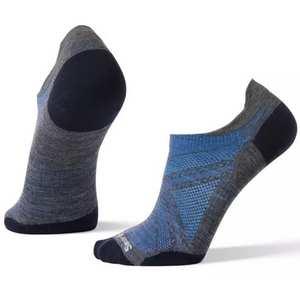 Men's PHD Run Ultra Light Micro Sock - Grey