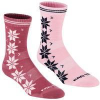 Women's Vinst Wool Sock 2 Pack - Lilac