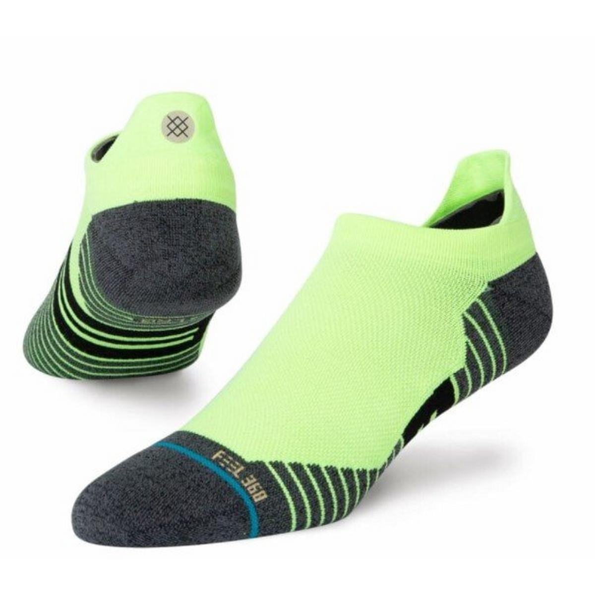 Stance Men's Ultra Tab Socks - Green
