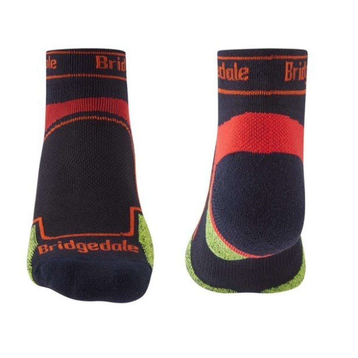 Bridgedale Men's Coolmax Sport Ultralight T2 Low Sock - Navy