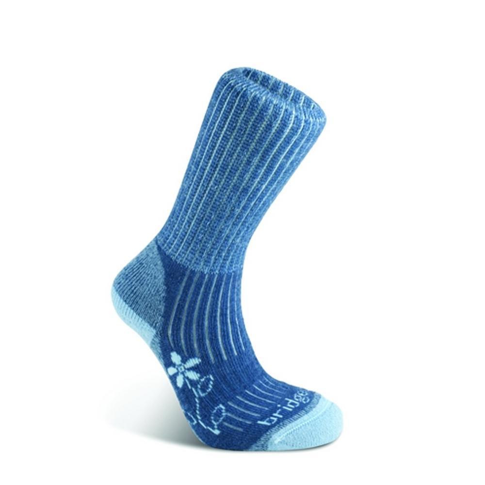 Bridgedale Women's Hike Midweight Merino Comfort Socks