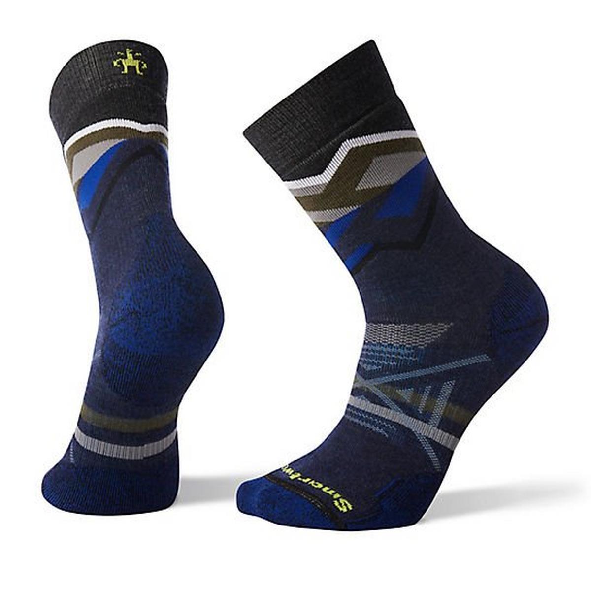 Smartwool Men's PHD Outdoor Medium Pattern Crew Socks