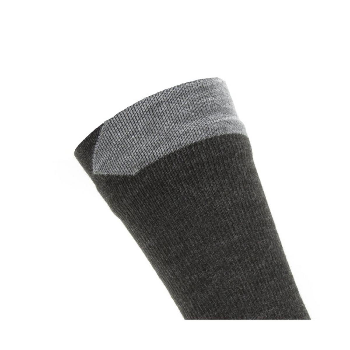 Sealskinz U Sealskinz Waterproof All Weather Mid Sock - Black