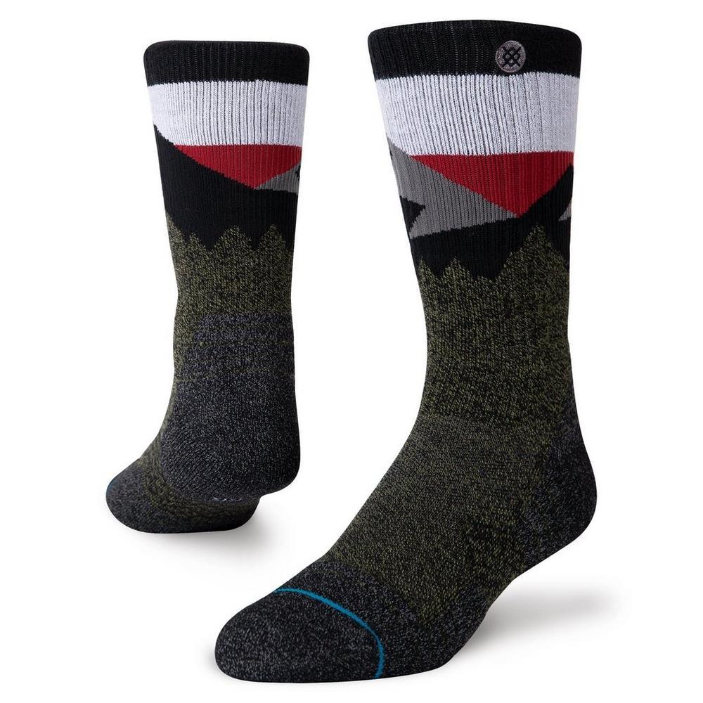 Stance Men's Stance Divide ST Sock - Green