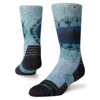 Women's Hayes Crew Socks - Blue