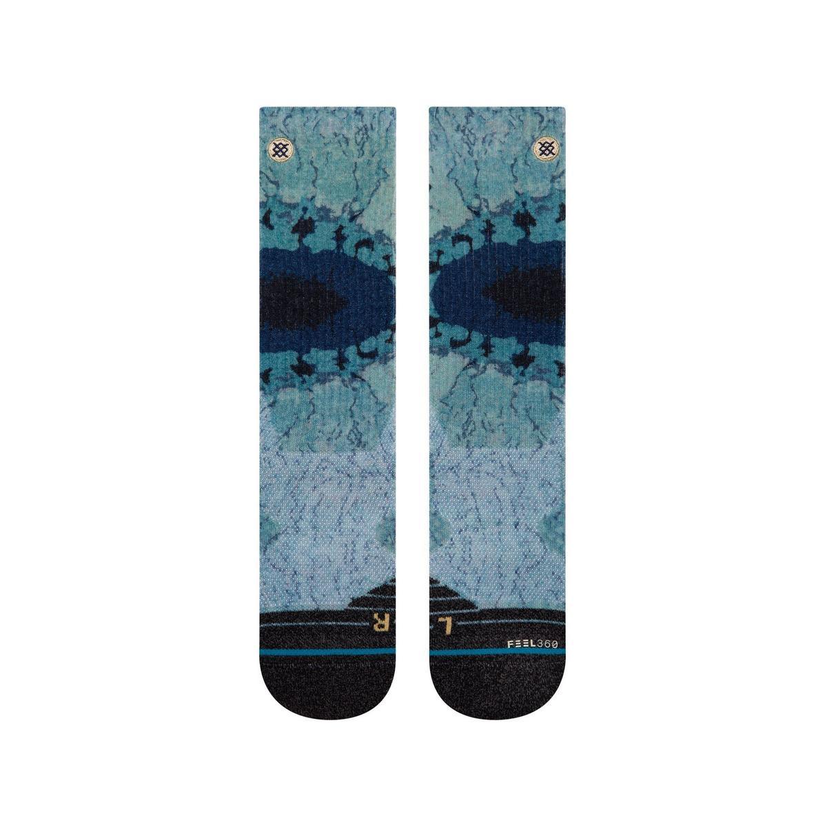 Stance Women's Hayes Crew Socks - Blue