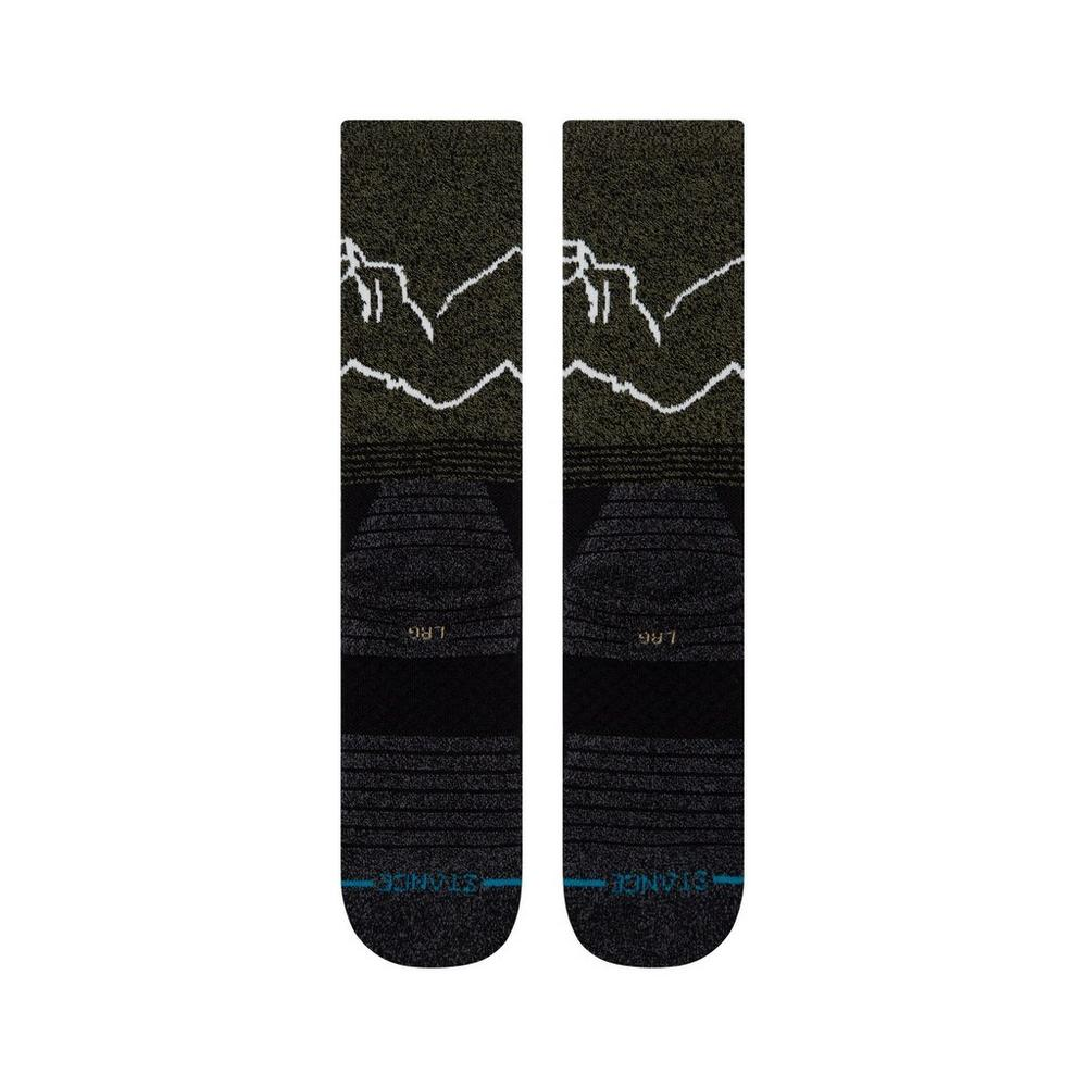 Stance Men's Garhwal Crew Sock