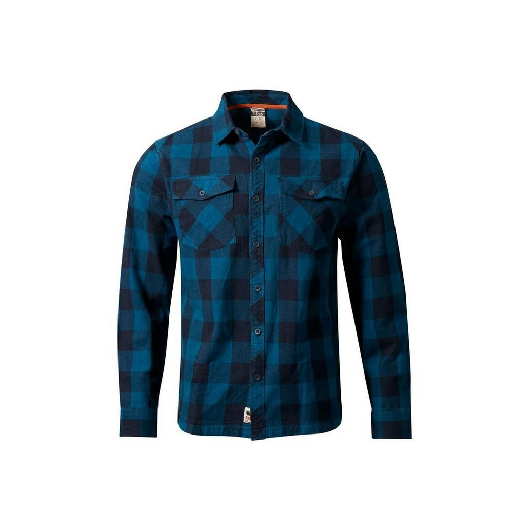 Rab Men's Rab Boundary Shirt - Blue
