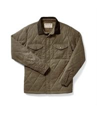 Men's Hyder Quilted Jac-Shirt Jacket