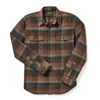 Men's Vintage Flannel Work Shirt