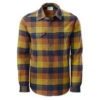 Men's Carrillon Shirt - Toffee