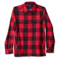 Men's Northlake Shirt - Red