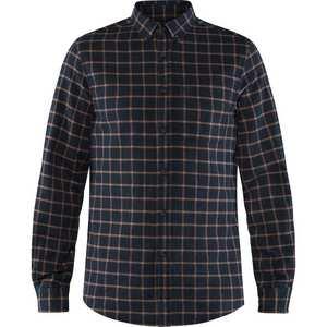 Men's Ovik Flannel Shirt - Dark Navy