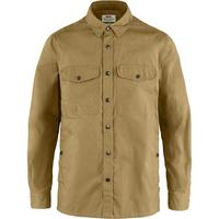Men's Singi Trekking Overshirt - Buckwheat Brown