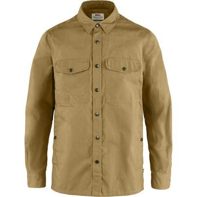Fjallraven Men's Singi Trekking Overshirt - Buckwheat Brown