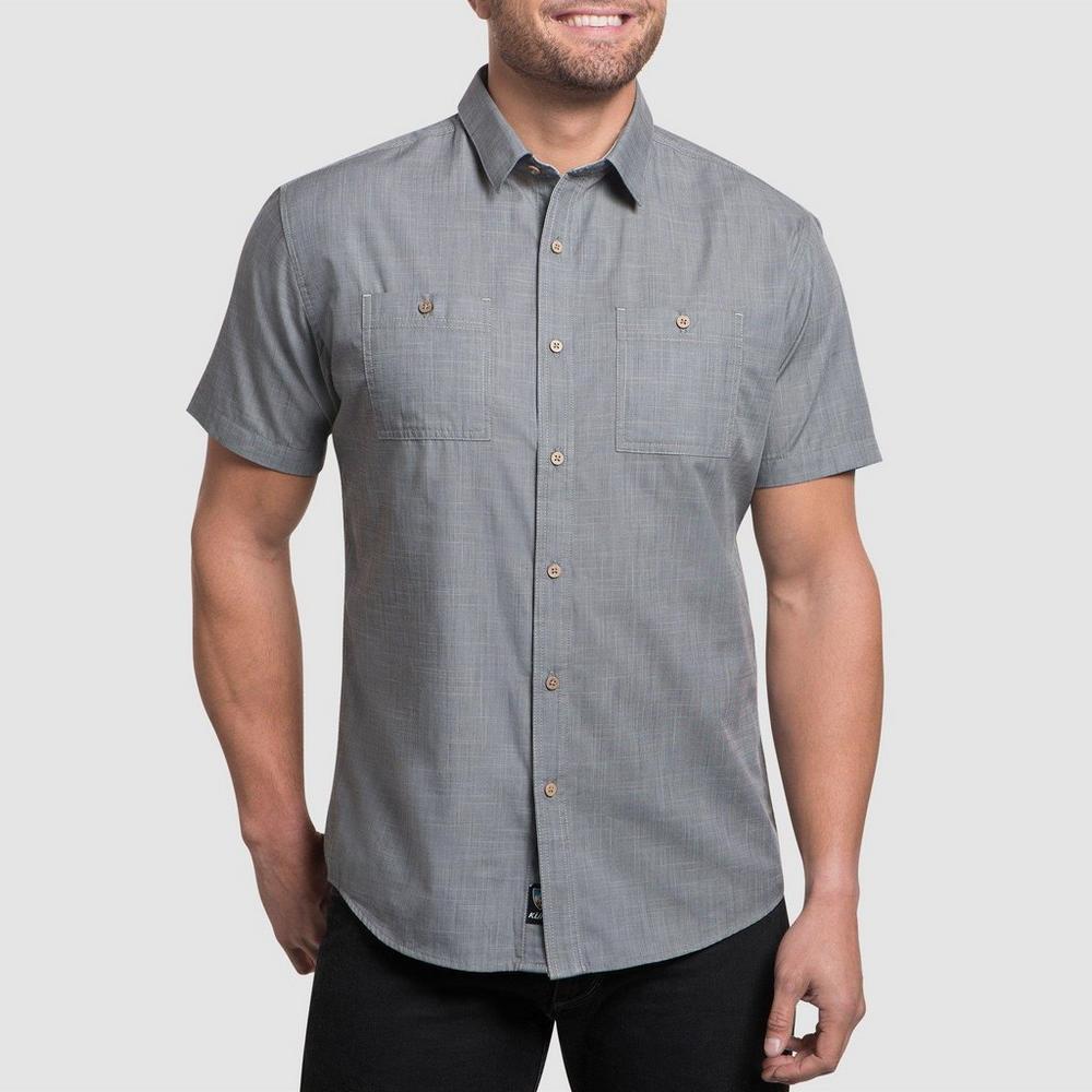 Kuhl Men's Karib Shirt - Storm