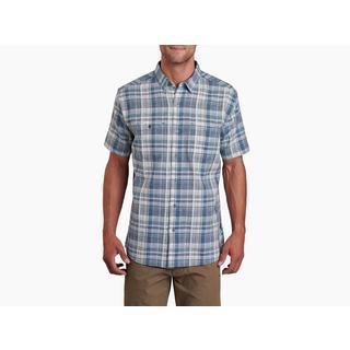 Men's Skorpio SS Shirt - Blue