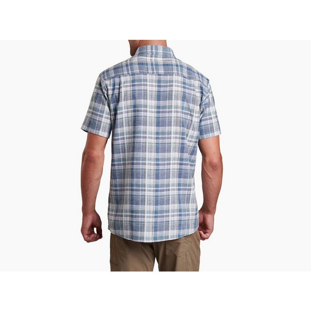 Kuhl Men's Skorpio SS Shirt - Blue
