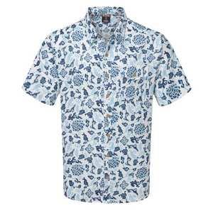 Men's Kiran Short Sleeve Shirt - White