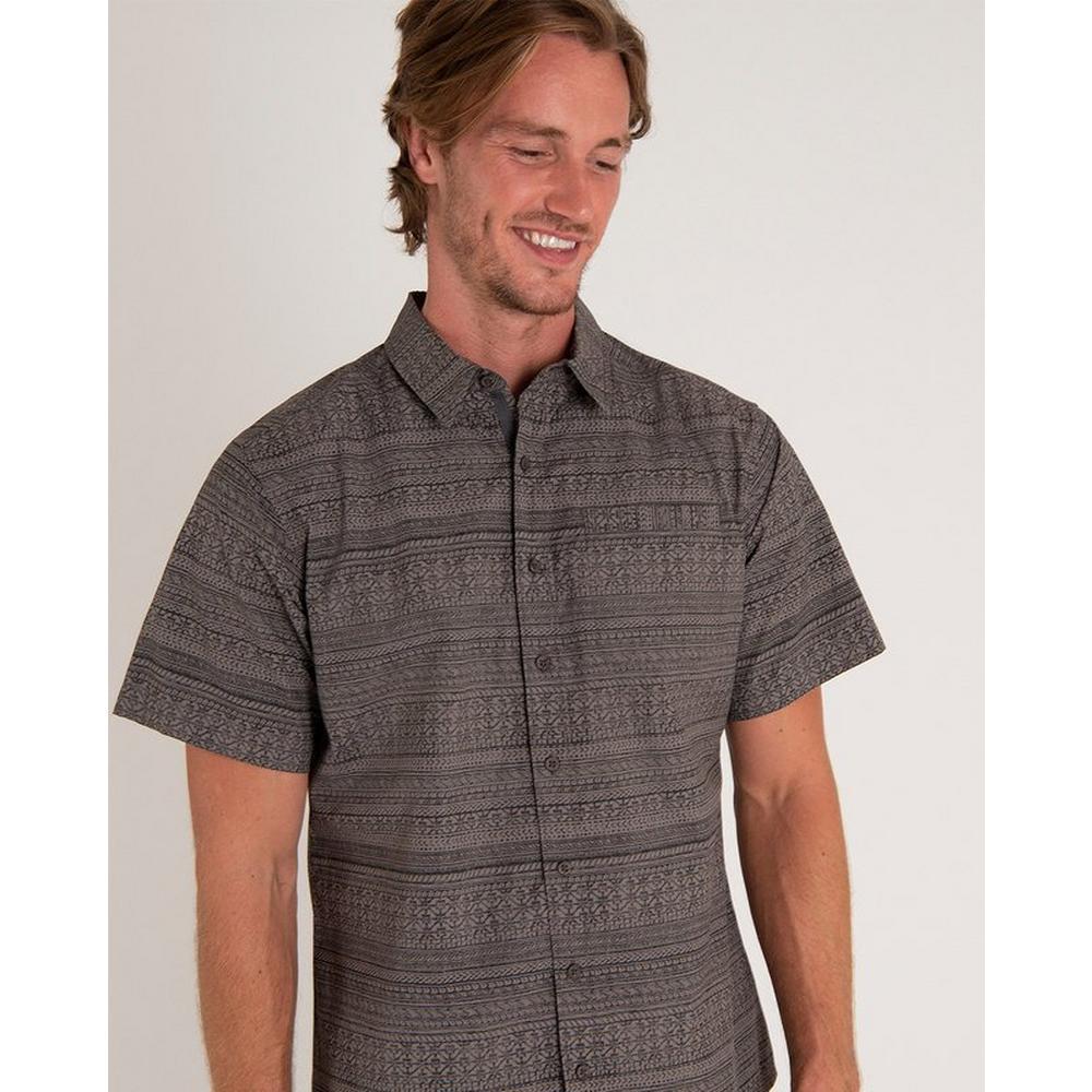 Sherpa Adventure Men's Durbar Shirt - Grey