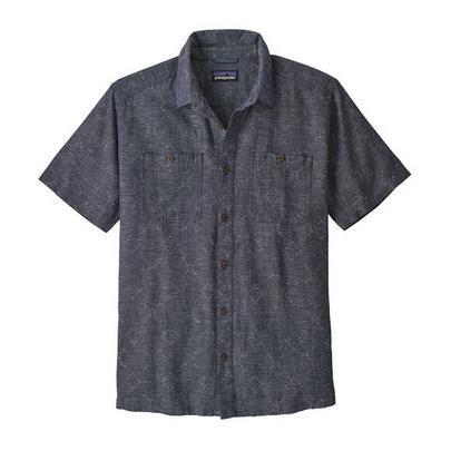Patagonia Men's Back Step Shirt - Navy