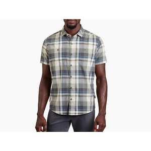 Men's Styk Short Sleeve Shirt- Shaded Meadow