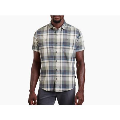 Kuhl Men's Styk Short Sleeved Shirt - Shaded Meadow