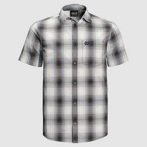 Men's Hot Chilli Check Shirt - Grey