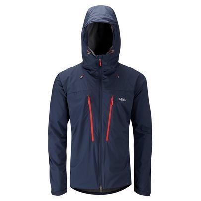 Rab Men's Vapour-Rise Alpine Jacket - Navy
