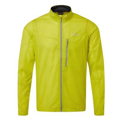 Rab Men's Vital Windshell Jacket - Yellow