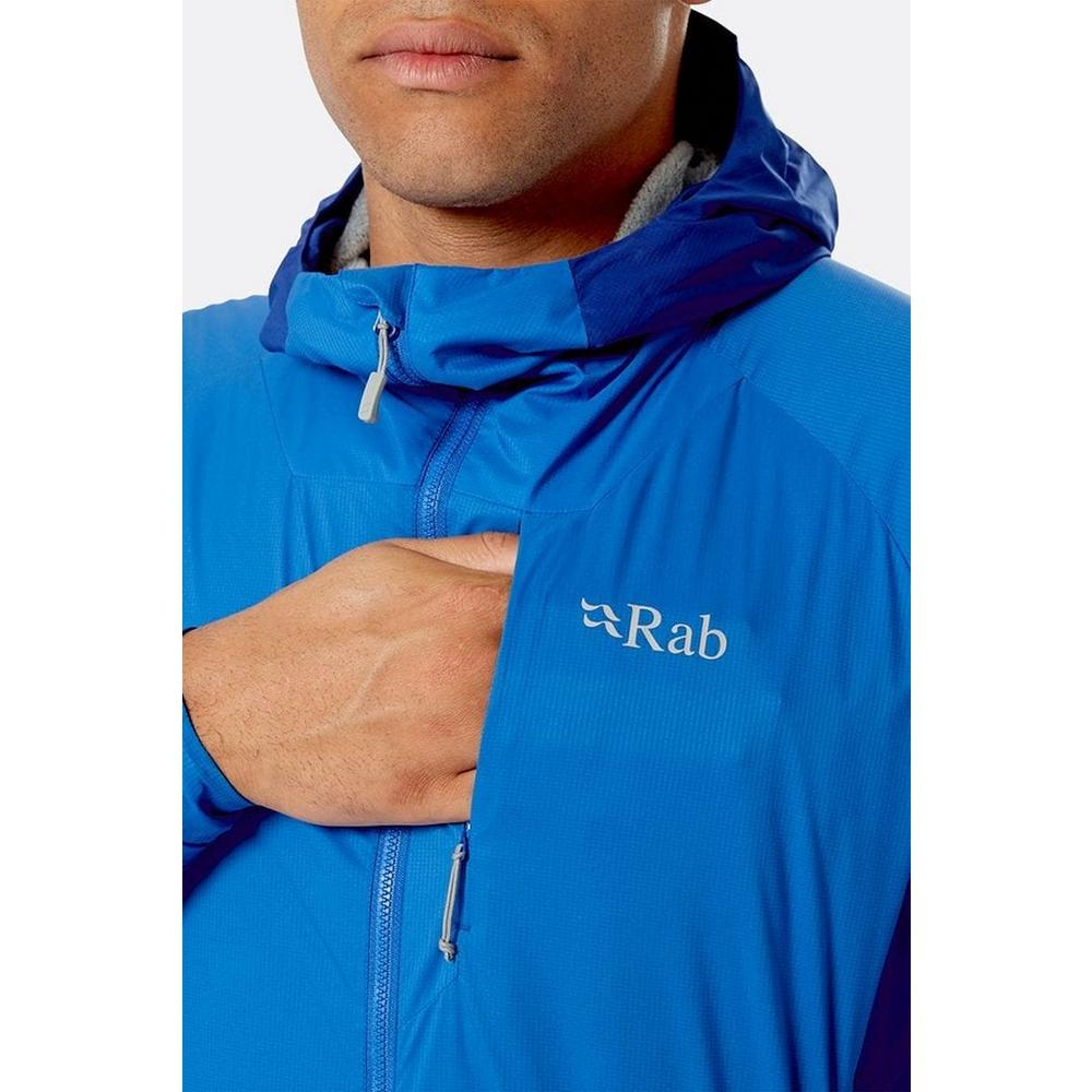 Rab Men's Rab VR Summit Jacket - Blue