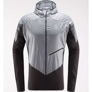 Men's LIM Hybrid Hood - Slate Stone Grey