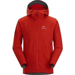 Men's Gamma LT Hoody - Red