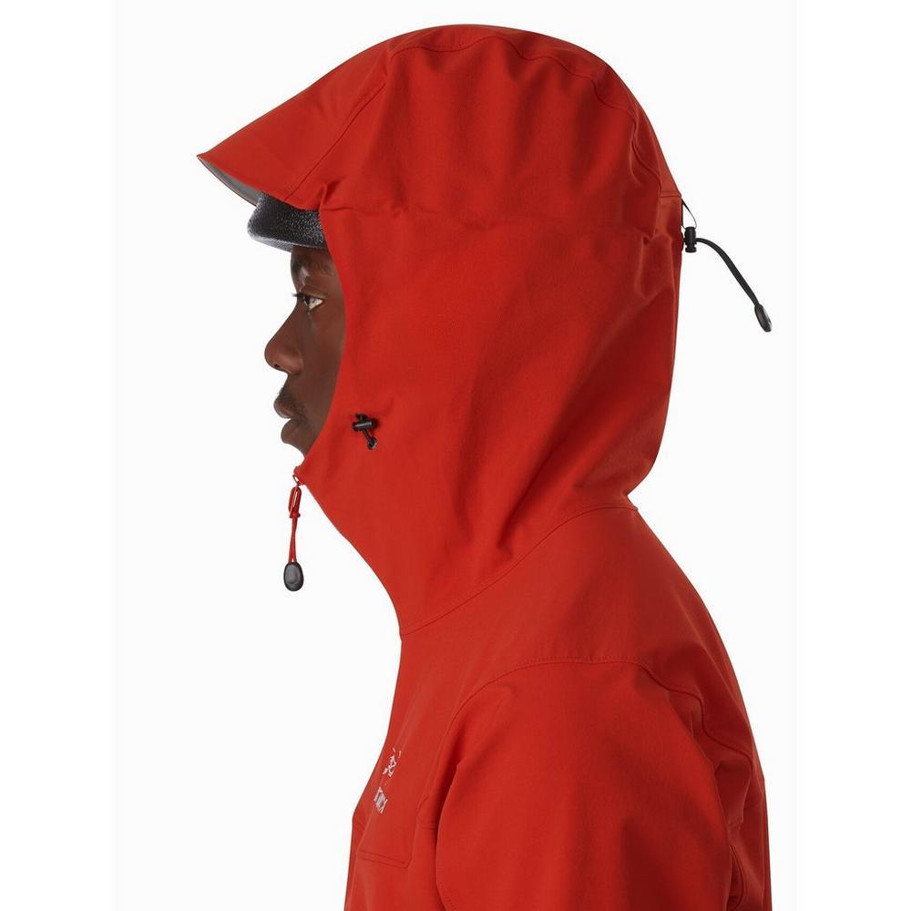 Arcteryx Men's Gamma LT Hoody - Red