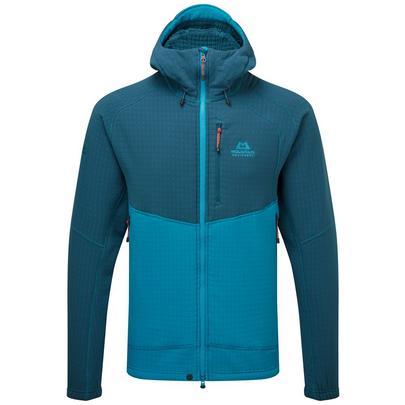 Mountain Equipment Men's Mantle Hooded Jacket - Blue