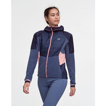 Kari Traa Women's Tirill Hooded Jacket - Blue