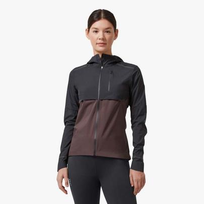 On Women's Weather Jacket - Black