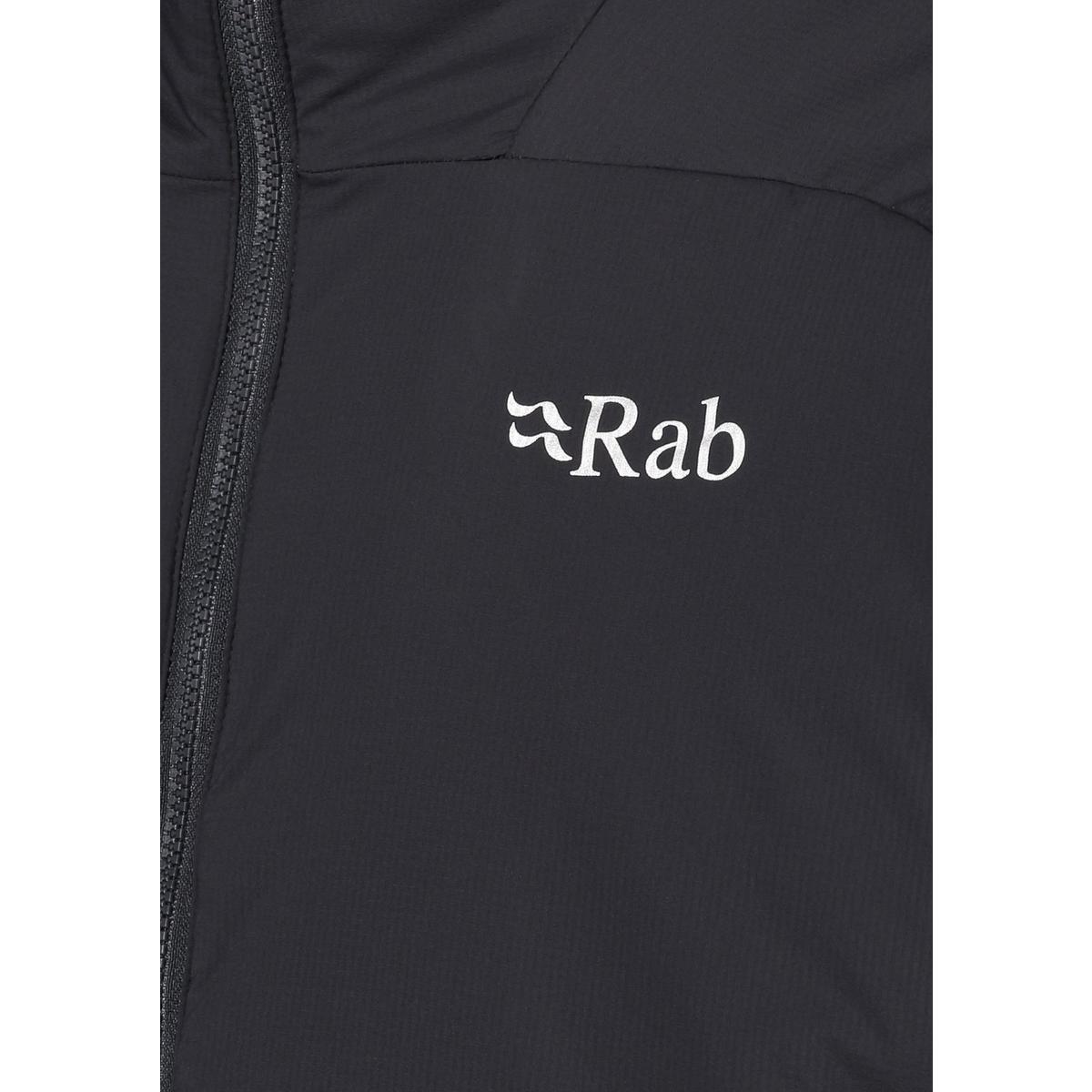 Rab Men's Xenair Light Jacket - Ebony