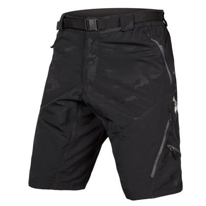 Endura Men's Hummvee Short II - Black Camo