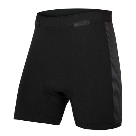 Black Endura Engineered Padded Boxer with Clickfast ... 7e4e0d978