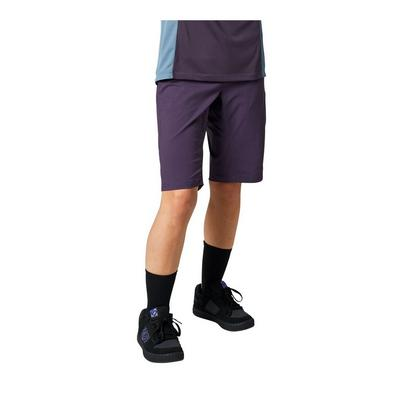 Fox Women's Ranger Short with Liner - Purple