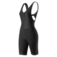 Women's Firestorm Bibshort - Black