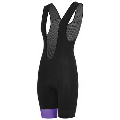 Stolen Goat Women's Bodyline One Bib Shorts - Purple