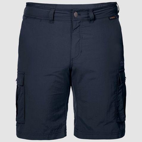 90333f26b3a Navy Jack Wolfskin Canyon Cargo Shorts ...