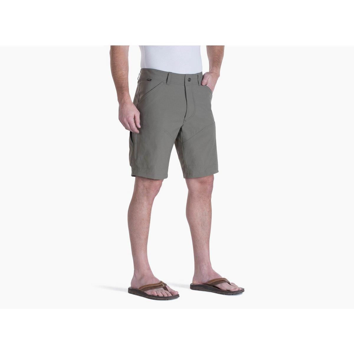 """Kuhl Shorts Men's Renegade 12"""" Inseam - Koal"""